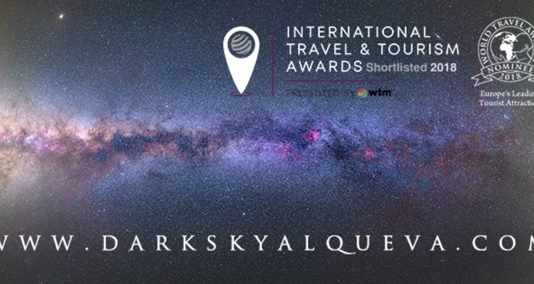 Dark Sky Alqueva ganadora en los World Travel Awards 2019