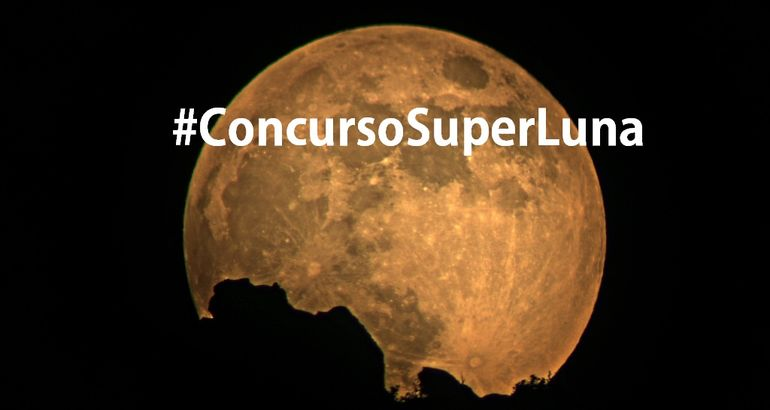 Concurso Superluna 8 de Abril